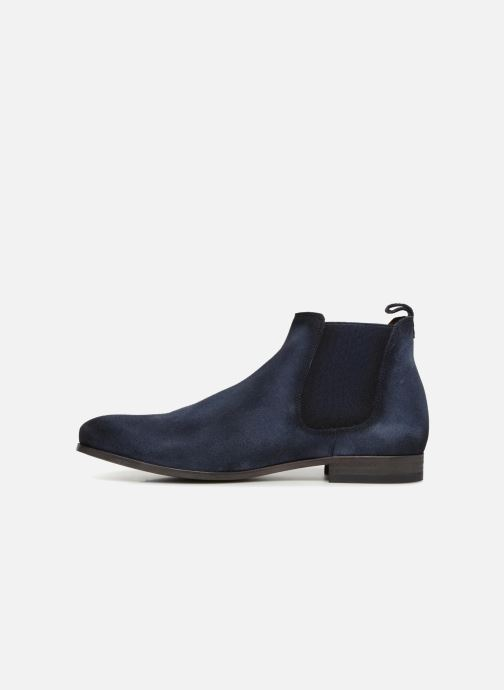 Bottines et boots Brett & Sons Aaron Bleu vue face