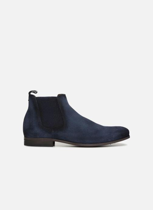 Bottines et boots Brett & Sons Aaron Bleu vue derrière