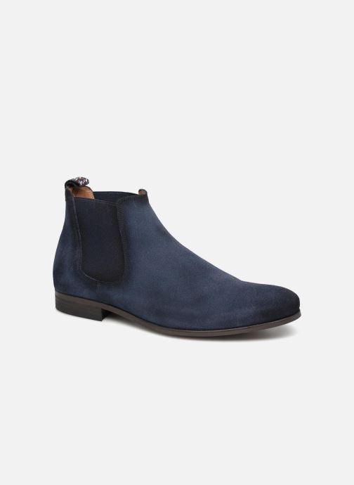 Bottines et boots Brett & Sons Aaron Bleu vue détail/paire