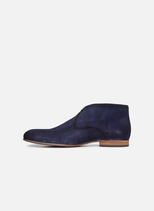 Ankle boots Brett & Sons Clint Blue front view