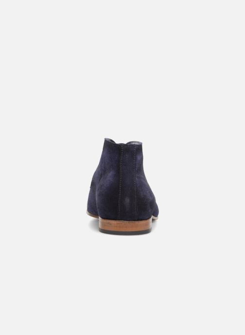 Ankle boots Brett & Sons Clint Blue view from the right