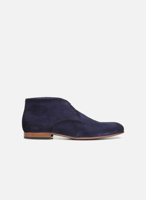 Ankle boots Brett & Sons Clint Blue back view