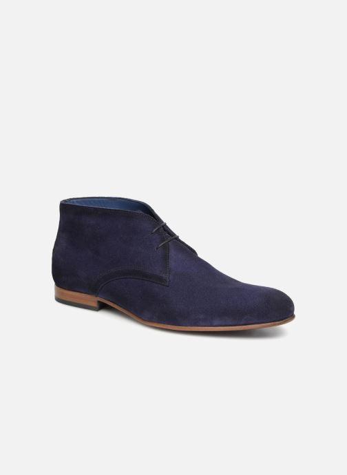 Bottines et boots Brett & Sons Clint Bleu vue détail/paire