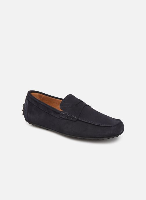 Loafers Brett & Sons Gary Blue detailed view/ Pair view