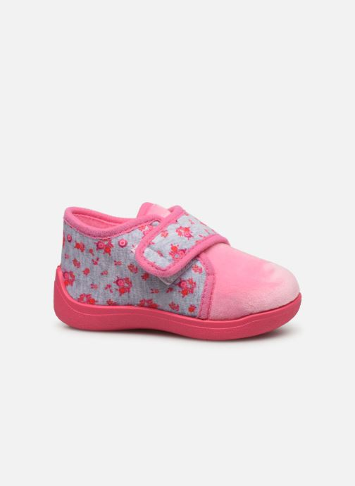 Chaussons Rondinaud Rony Rose vue derrière
