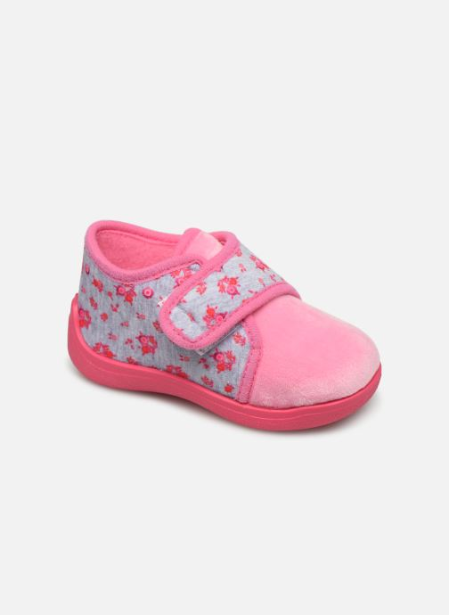 Chaussons Rondinaud Rony Rose vue détail/paire