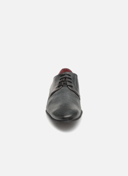 Zapatos con cordones Redskins Alinean Negro vista del modelo
