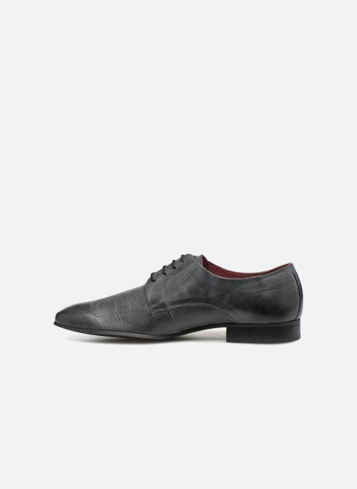 Chaussures à lacets Redskins Alinean Noir vue face