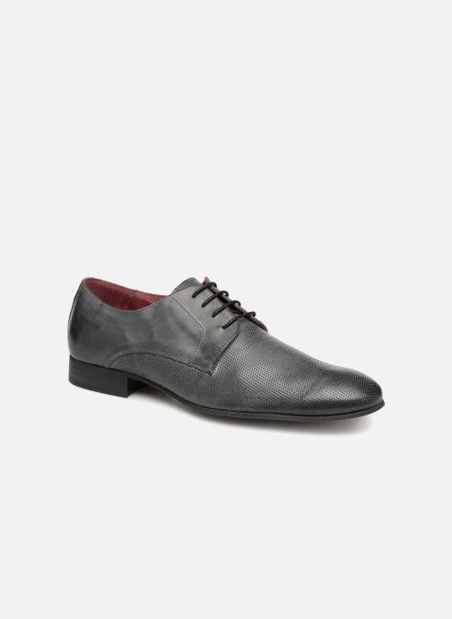 Zapatos con cordones Redskins Alinean Negro vista de detalle / par