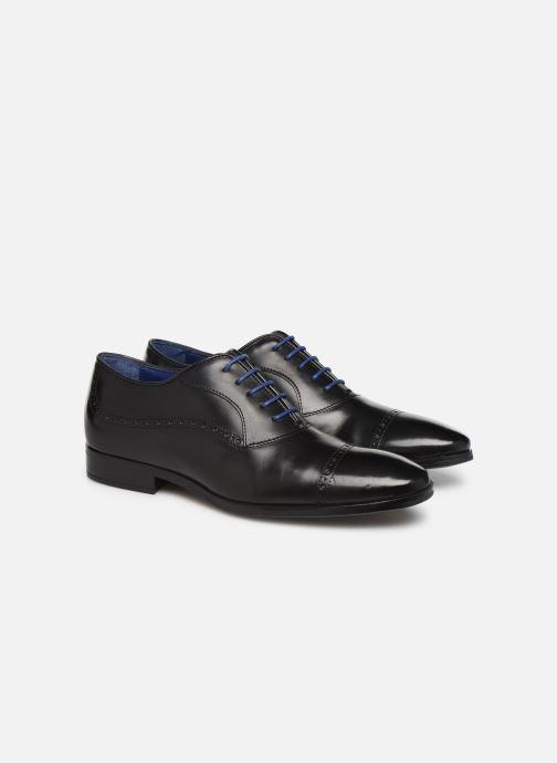Chaussures à lacets Azzaro Depech Noir vue 3/4