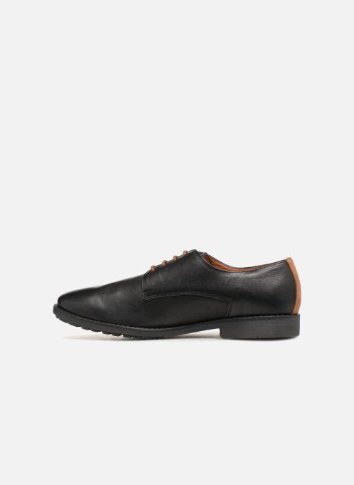 Chaussures à lacets Kost Batelier27 Noir vue face