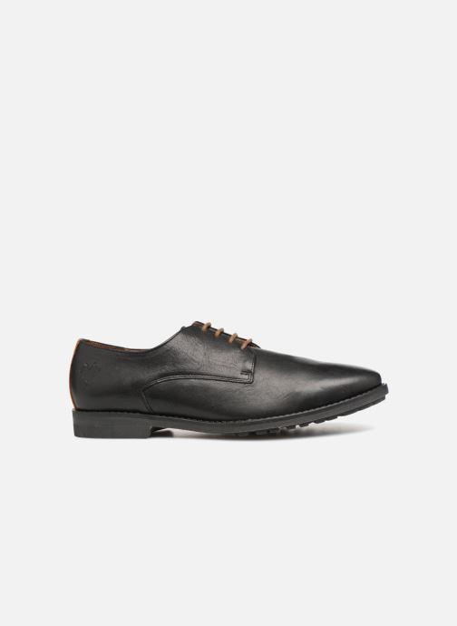 Chaussures à lacets Kost Batelier27 Noir vue derrière