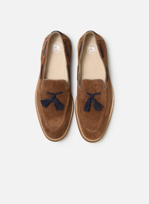 Loafers Mr SARENZA Damoc Beige model view