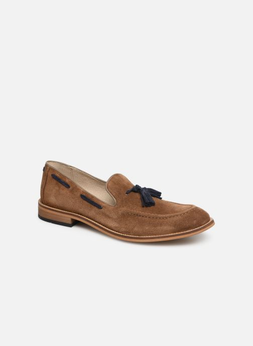 Loafers Mr SARENZA Damoc Beige view from the right