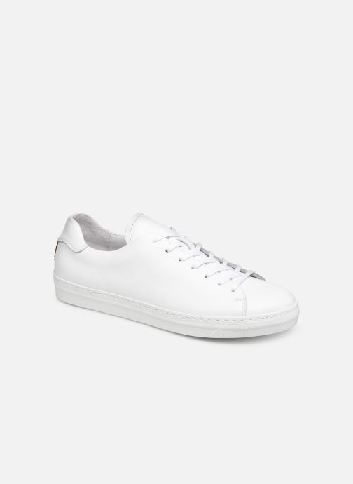 Trainers Mr SARENZA Dasket White view from the right