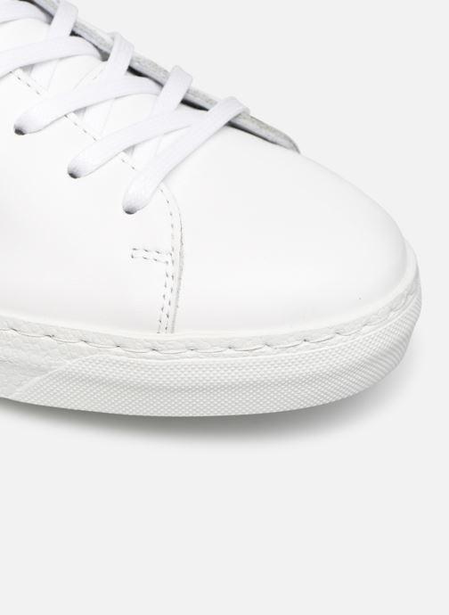 Baskets Mr SARENZA Dasket Blanc vue gauche