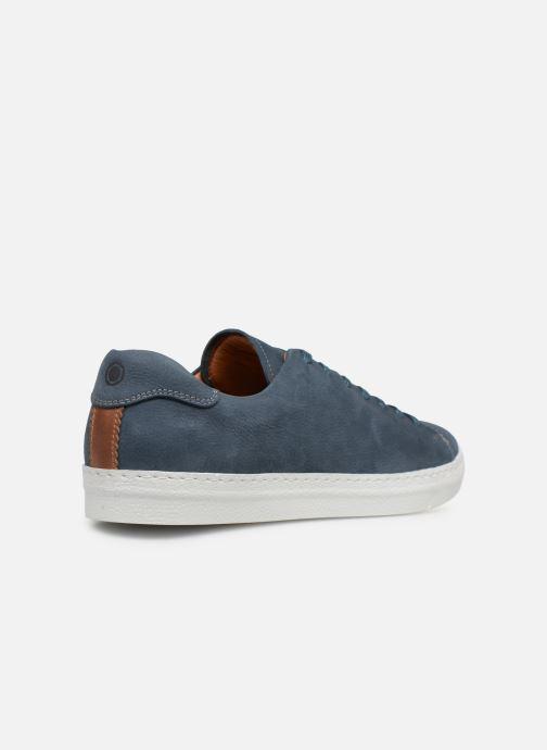 Sneakers Mr SARENZA Dasket Azzurro immagine frontale