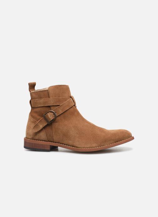 Ankelstøvler Mr SARENZA Doots Brun detaljeret billede af skoene