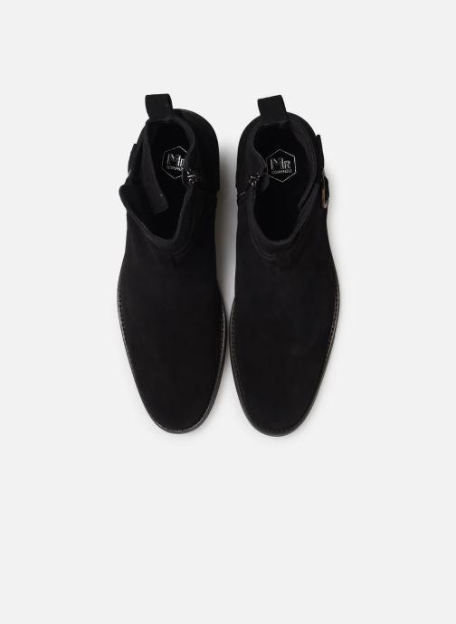 Bottines et boots Mr SARENZA Doots Noir vue portées chaussures
