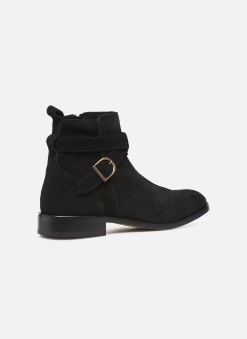 Bottines et boots Mr SARENZA Doots Noir vue face
