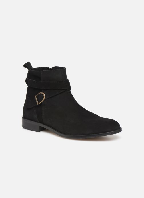 Boots en enkellaarsjes Mr SARENZA Doots Zwart rechts