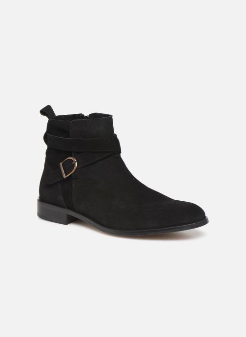 Bottines et boots Mr SARENZA Doots Noir vue droite