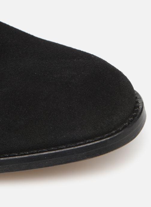 Boots en enkellaarsjes Mr SARENZA Doots Zwart links