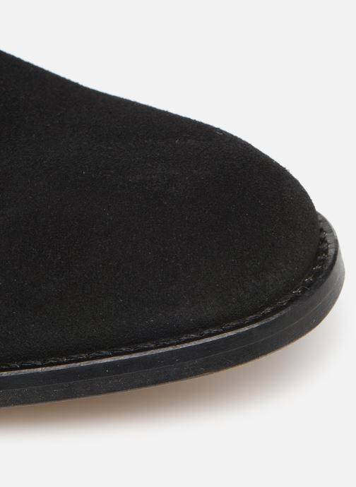 Bottines et boots Mr SARENZA Doots Noir vue gauche