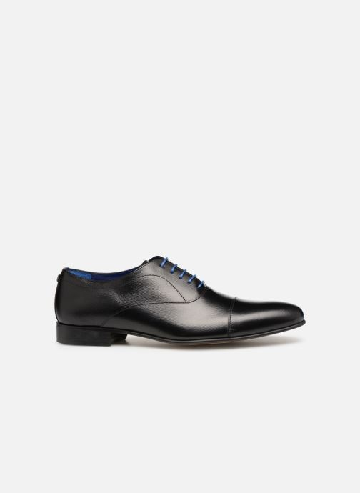 Lace-up shoes Azzaro Cipria Black back view