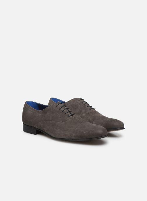 Chaussures à lacets Azzaro Cipriol Gris vue 3/4
