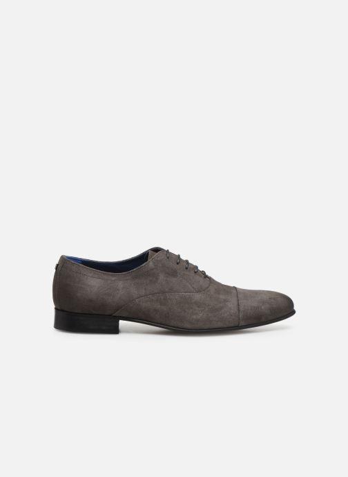 Chaussures à lacets Azzaro Cipriol Gris vue derrière