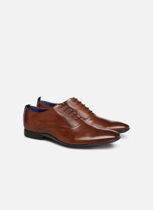 Chaussures à lacets Azzaro Odily Marron vue 3/4