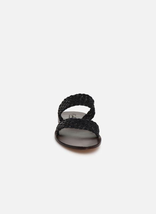 Mules et sabots Dragon Diffusion Asia Bleu vue portées chaussures