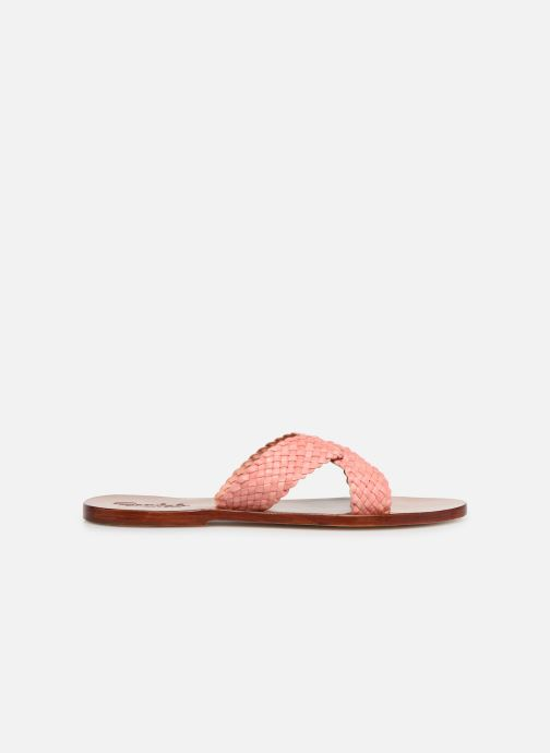 Mules & clogs Dragon Diffusion Nora Pink back view