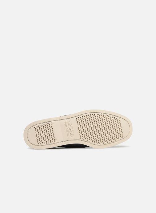 Chaussures à lacets Sebago Docksides Portland Bleu vue haut