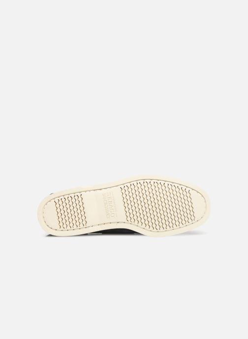 Chaussures à lacets Sebago Docksides M C Bleu vue haut