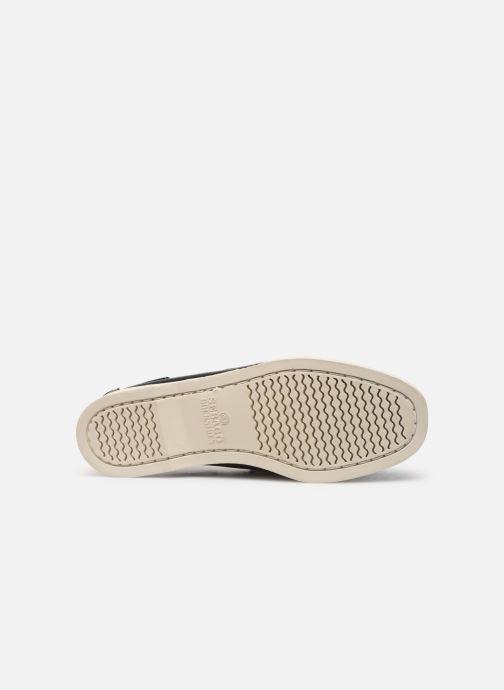 Chaussures à lacets Sebago Docksides Portland W Bleu vue haut