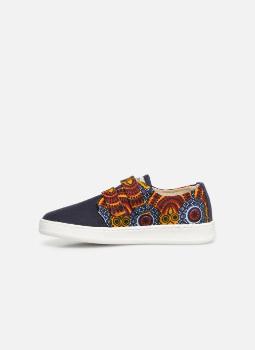 Baskets Panafrica Tombouctou Multicolore vue face