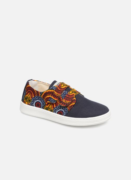 Trainers Panafrica Tombouctou Multicolor detailed view/ Pair view