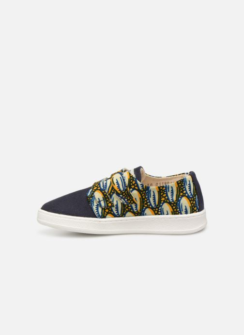 Trainers Panafrica Bouake Multicolor front view