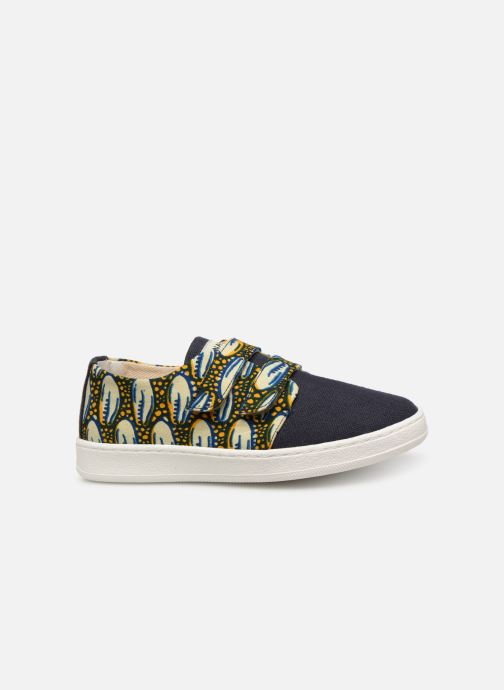 Trainers Panafrica Bouake Multicolor back view