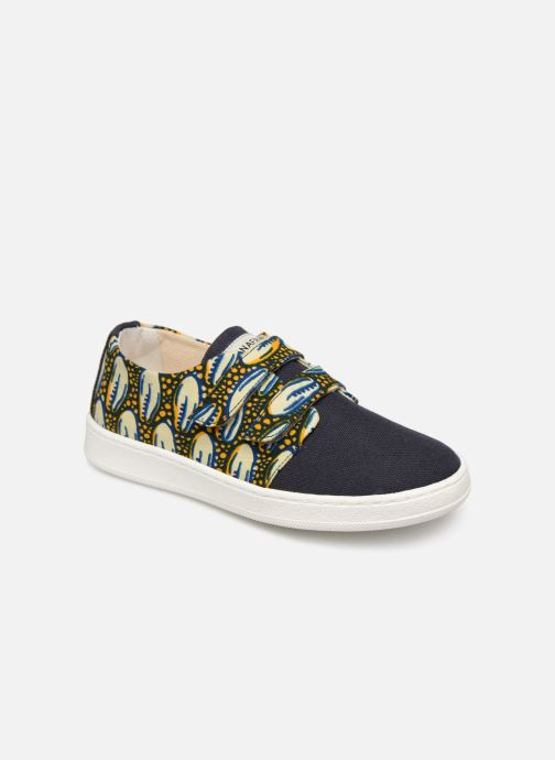 Trainers Panafrica Bouake Multicolor detailed view/ Pair view