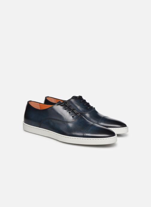 Sneaker Santoni Atlantis 15019 blau 3 von 4 ansichten