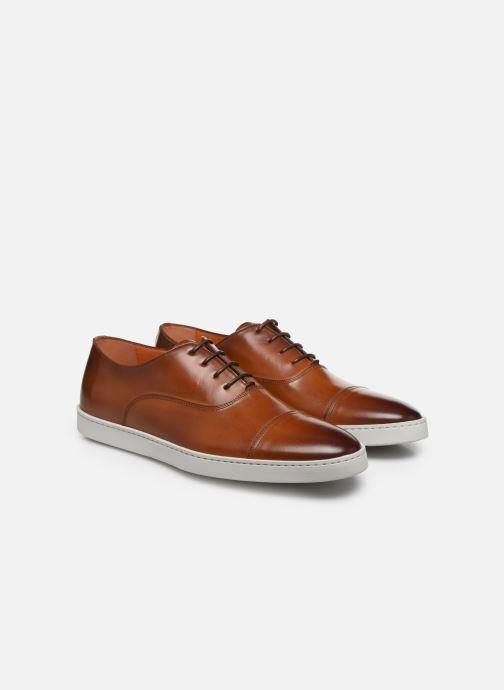Sneakers Santoni Atlantis 15019 Bruin 3/4'