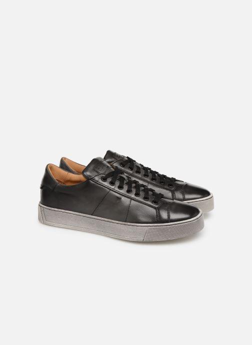 Sneakers Santoni Gloria 2 Grijs 3/4'