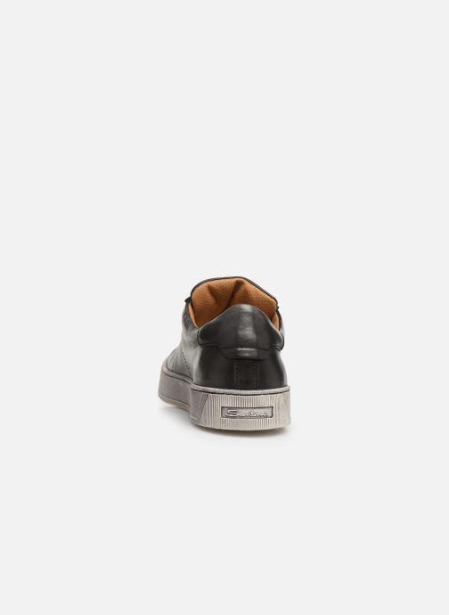 Sneakers Santoni Gloria 2 Grijs rechts