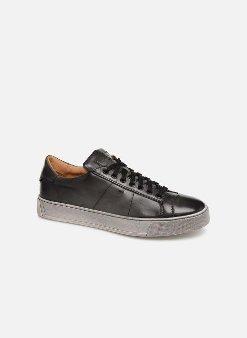 Sneakers Santoni Gloria 2 Grijs detail