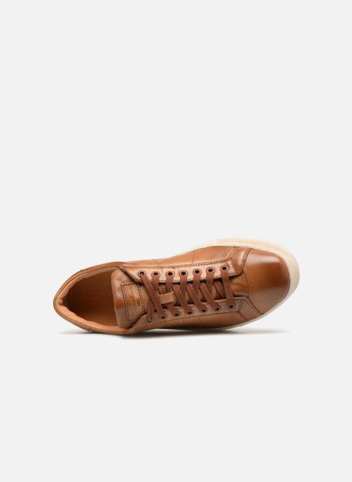 Sneakers Santoni Gloria 2 Bruin links