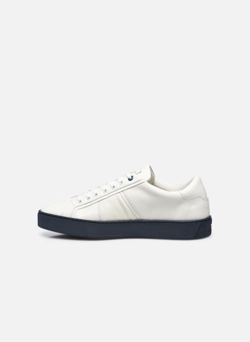 Sneakers Santoni Gloria 2 Bianco immagine frontale