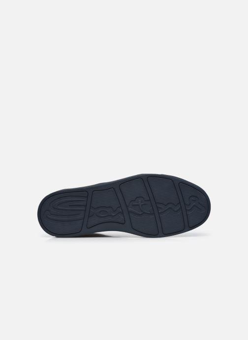 Sneakers Santoni Gloria 2 Bianco immagine dall'alto